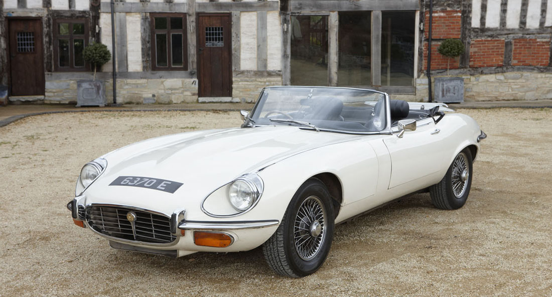 Hire classic cars from Picture Perfect Holidays, Malvern, Worcestershire